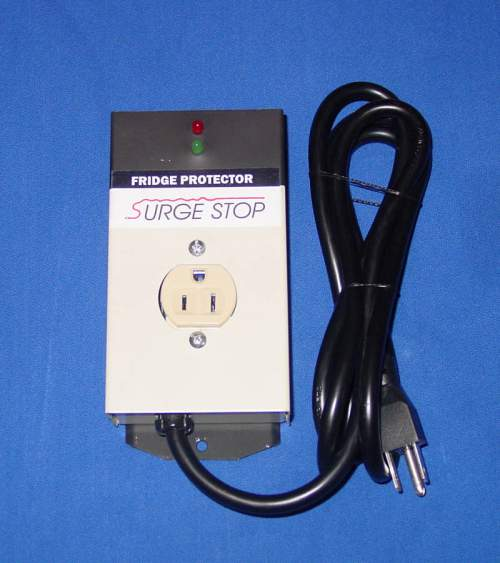Surge Stop - Single Outlet Fridge Protector